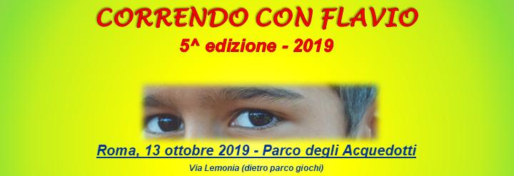 CORRENDO CON FLAVIO – 5a edizione 2019