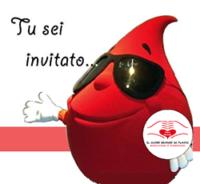 Donazione di sangue con IL CUORE GRANDE DI FLAVIO
