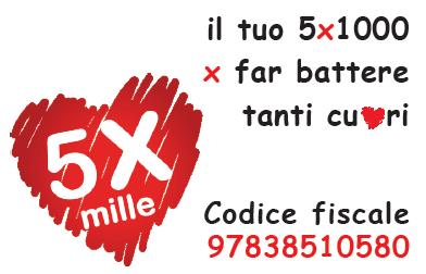 Organizzazioni di Volontariato e 5×1000