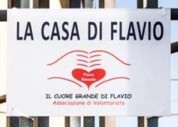Palloncini a Casa di Flavio